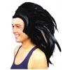 Headdress Black Feather